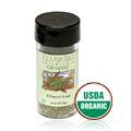 Organic Cilantro Leaf Jar -