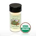 Organic Garlic Granules Jar -