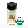 Organic Onion Granules Jar -
