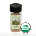 Organic Chili Powder Jar -