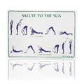 Reflex Salute Sun Postcard -