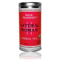 Natural Woman Herbal Tea Tin -