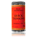 Quick Thinking Herbal Tea Tin -