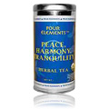 Peace, Harmony, Tranquility Herbal Tea Tin -