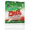 Source of Life Green and Red -