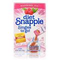 Diet Snapple On The Go Original Raspberry Tea -