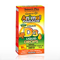 Animal Parade Vitamin D3 200IU Drops 