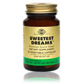 Sweetest Dreams, Supplying L-Theanine and Melatonin -