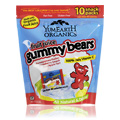 Gummy Bears, Organic, Family Size -