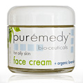 Face Cream Oily with Arganine -