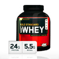 Natural 100% Whey Gold, Chocolate -