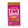 Wild Berry Herbal Tea -