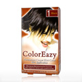 ColorEazy Permanent Cream Hair Color 1 Black -