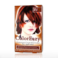 ColorEazy Permanent Cream Hair Color 3RV Medium Auburn -