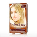 ColorEazy Permanent Cream Hair Color 10 Lightest Blonde -