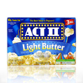 Light Butter Popcorn -