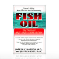Book: Fish Oil by J. Maroon, MD -
