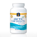 Arctic Cod Liver Oil Lemon -