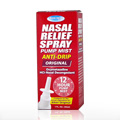 Nasal Relief Spray Pump Mist Anti Drip -