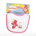 Infant Embroidery Bib Pink -