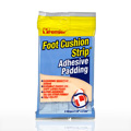 Foot Cushion Strip Adhesive Padding -