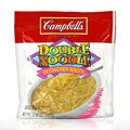 Double Noodle In Chicken Broth -