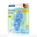 Soothie Newborn Pacifiers Blue -