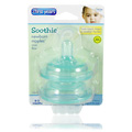 Soothie Newborn Nipples Slow Flow -