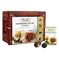 Flowering Tea Gift Set Teapot Box -