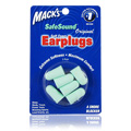 SafeSound Soft Foam Earplugs -