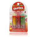 Skittles Lemon, Strawberry & Lime Lip Moisture -