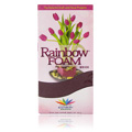 Plum Rainbow Foam Brick -