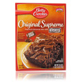 Original Supreme Hershey's Brownie -