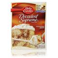 Decadent Supreme Cinnamon Swirl -