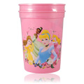 Disney Princess Tumbler Cups with Lip -