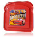 Cars Bread Shaped Container -