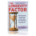 Book: The Longevity Factor by Maroon -