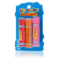 Starburst Lip Gloss Aztech Punch,Mango Melon & Strawberry Watermelon -