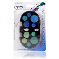 10 Color Eyeshadow Palette Splash -