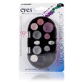 10 Color Eyeshadow Palette Adore -