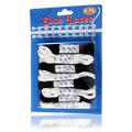 Black & White Shoelaces -