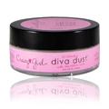 Crazy Girl Wanna Be Sparkling Diva Dust Silver Vixen -