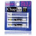 Chap Ice Premium SPF 15 Moisturizer Lip Balm -