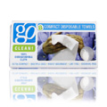 Compact Disposable Towels -