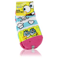 Spongebob Squarepants Socks Skull -