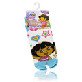 Dora The Explorer Socks Blue & White -