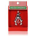 Holiday Ornament Santa -