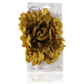 Gold Flower Salon Clip -