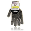 String Knit Gloves Large -