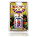 Gel Air Freshener Basket Of Berries -